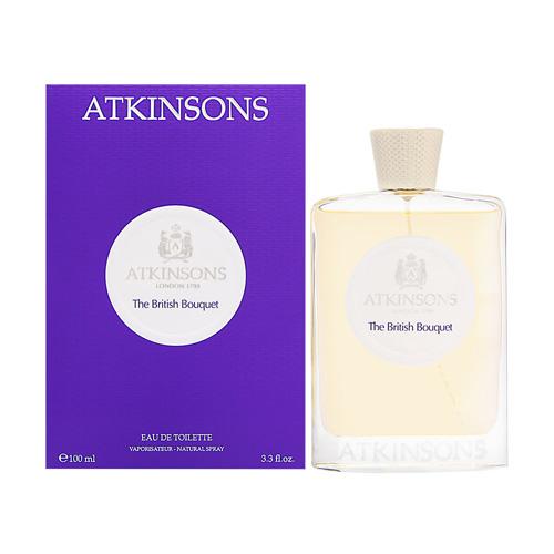 Toaletní voda Atkinsons The British Bouquet, 100ml EDT
