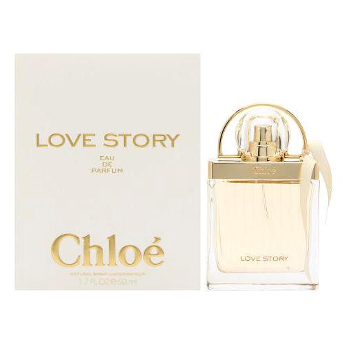 Parfémová voda Chloé Love Story, 50 ml