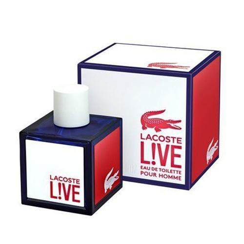 Toaletní voda Lacoste Live, 100 ml