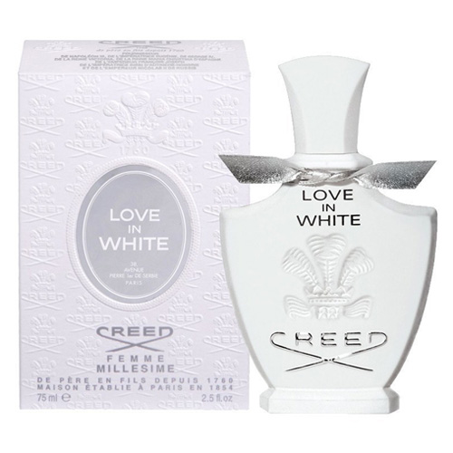 Parfémová voda Creed Love in White, 75 ml