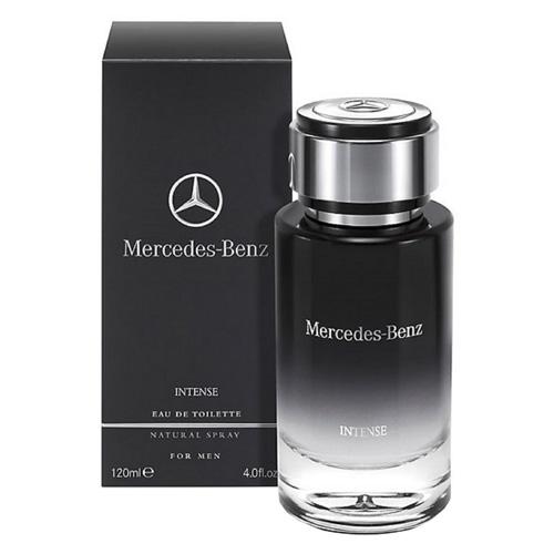 Toaletní voda Mercedes-Benz Mercedes-Benz Intense, 120 ml