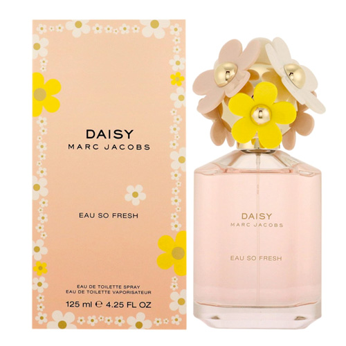 Toaletní voda Marc Jacobs Daisy Eau So Fresh, 125 ml