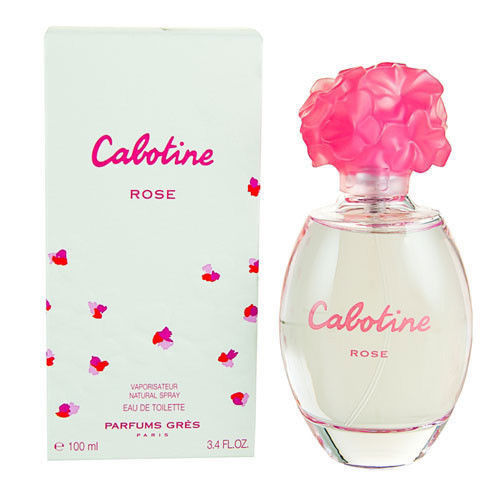 Toaletní voda Gres Cabotine Rose, 100 ml