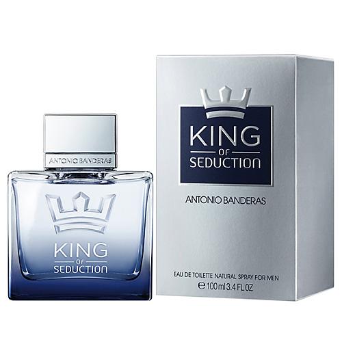 Toaletní voda Antonio Banderas King of Seduction, 100 ml
