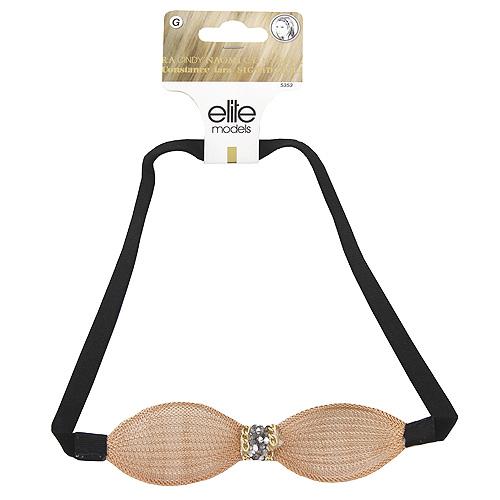 Čelenka Elite Models Měděná, délka 55 cm