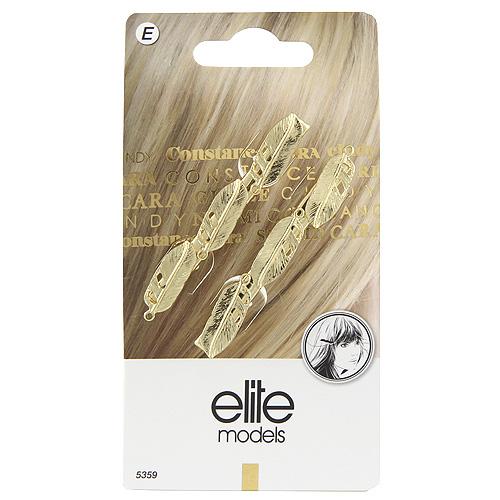 Sponky Elite Models 2 ks zlatá