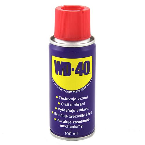 Univerzální mazivo WD WD-40, 100 ml