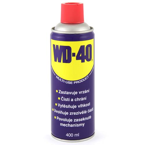 Univerzální mazivo WD WD-40, 400ml