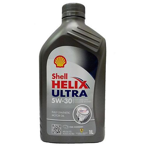 Motorový olej Shell Helix Ultra 5W-30 1 L