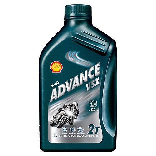 Motorový olej Shell Advance VSX 1L