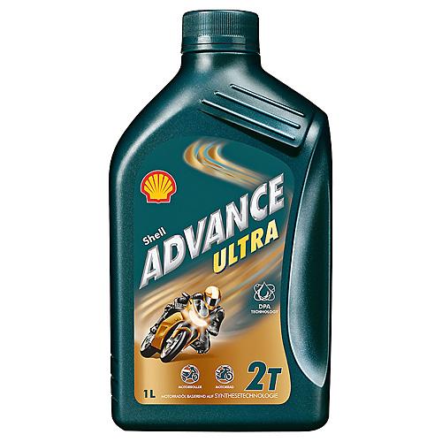 Motorový olej Shell Advance Ultra 1L