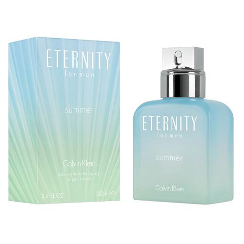 Calvin Klein CK Eternity Summer Male CK ETERNITY SUMMER EdT 100ml M LE16