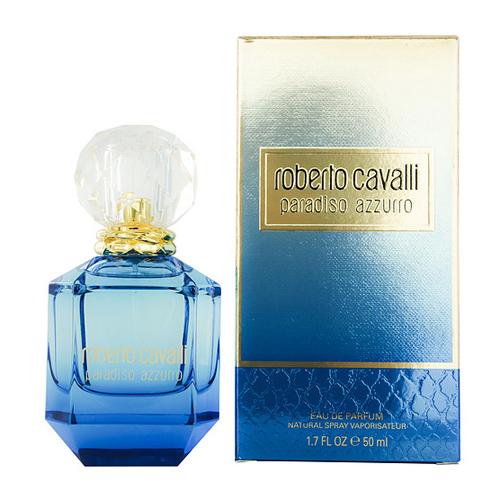 Parfémová voda Roberto Cavalli Paradiso Azzurro, 50 ml