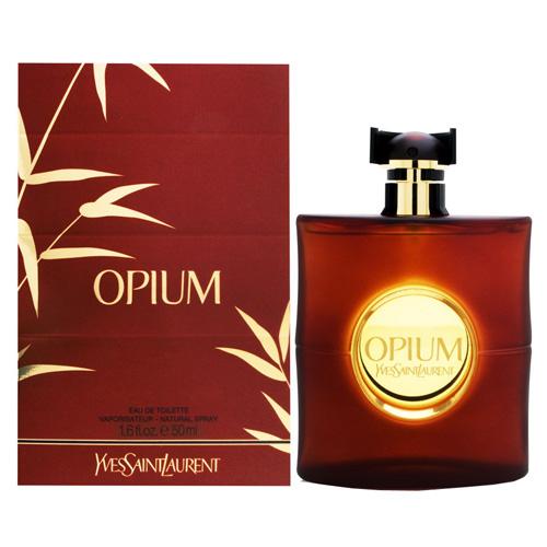 Toaletní voda pro ženy Yves Saint Laurent Opium, 50 ml