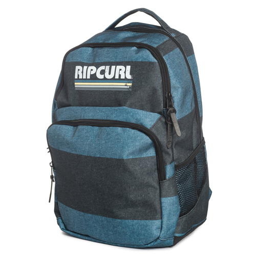 Rip Curl MODERN RETRO DOUBLE UP BACK PACK  | 100% POLYESTER  | BLUE  -  70 | 700 g | TU