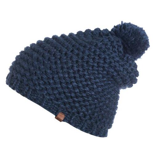 Rip Curl COCOON BEANIE BEANES  | 100% ACRYLIQUE  | DRESS BLUE  -  8632 | 120 g | TU