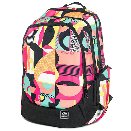 Rip Curl PAOLA TRISCHOOL BACK PACK  | 100% POLYESTER  | MULTICO  -  3282 | 600 g | TU