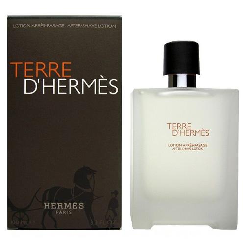 Voda po holení Hermés Terre D Hermes, 100 ml