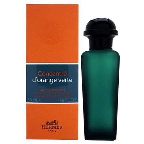 Toaletní voda Hermés Concentré d Orange Verte, 50 ml