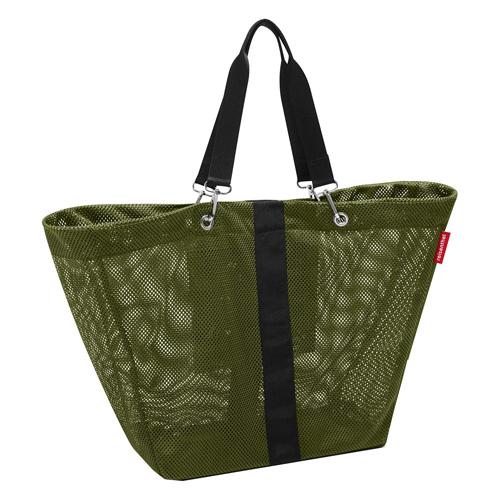 Nákupní taška Reisenthel Zelená, síťovaná, Meshbag L