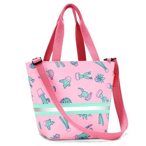 Nákupní taška Reisenthel Růžový kaktus, pro děti