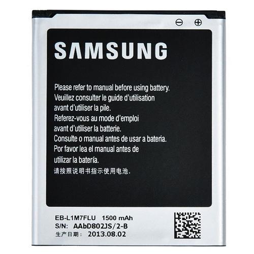 Originální baterie Samsung Galaxy S3 mini 1500mAh EB-F1M7FLU