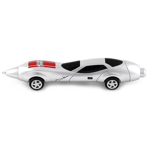 Kuličkové pero Monster Cars Stříbrná