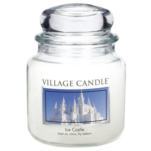 Svíčka ve skleněné dóze Village Candle Ledové králoství, 454 g