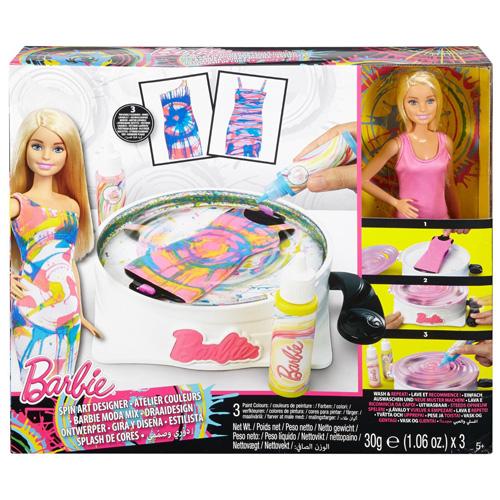 Barbie panenka Mattel Spirálové návrhářství