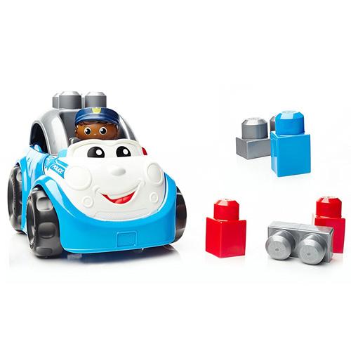 Mega Bloks Policejní auto Mattel FB Policejní auto Petr