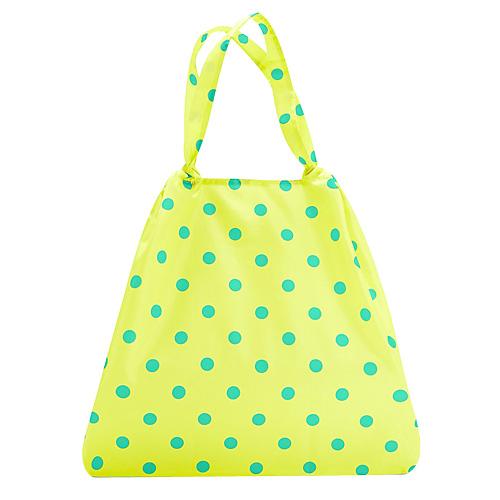 Skládací taška Reisenthel Žlutá s puntíky | mini maxi loftbag
