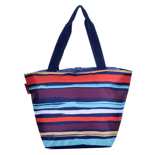Nákupní taška Reisenthel Barevné pruhy | shopper M