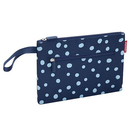 Kosmetická taška Reisenthel Modrá s puntíky | case 2