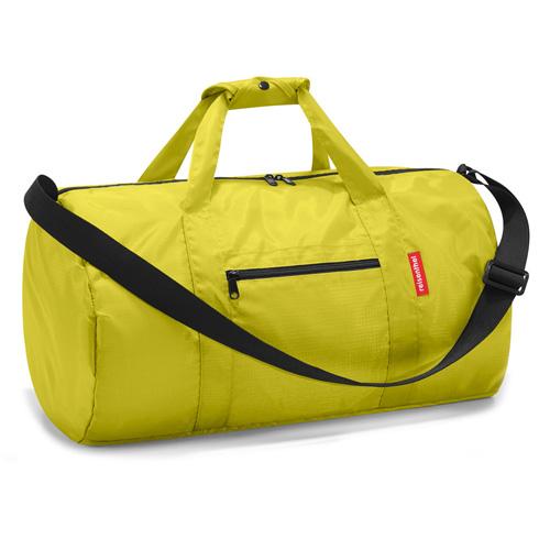 Sportovní taška Reisenthel Žlutozelená, mini maxi dufflebag