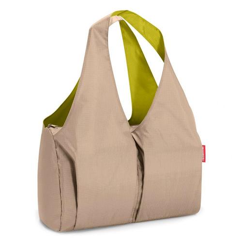 Skládací taška Reisenthel Béžová | mini maxi happybag
