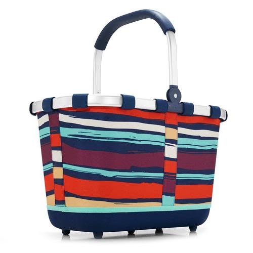 Nákupní košík Reisenthel Barevné pruhy | carrybag