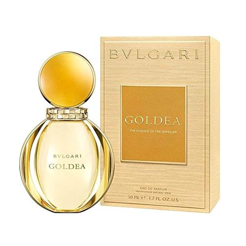 Parfémová voda Bvlgari Goldea, 50 ml