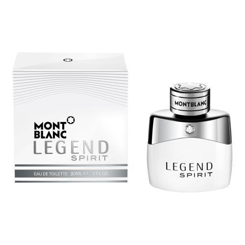 Montblanc Toaletní voda Mont Blanc Legend Spirit, 30 ml