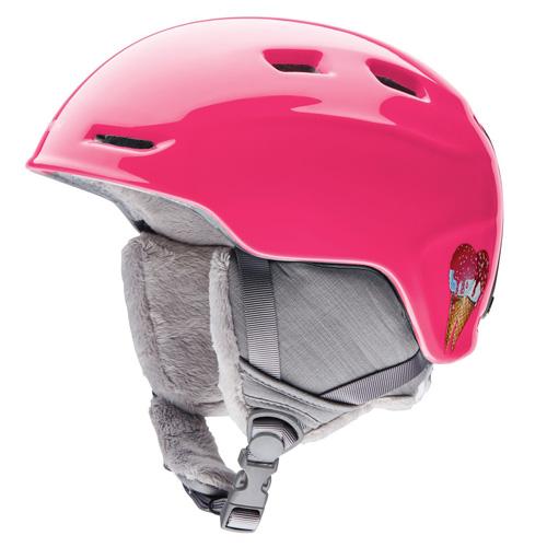 Smith ZOOM JUNIOR   Pink Sugar Cone   5358