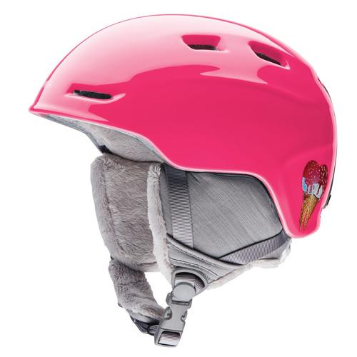 Smith ZOOM JUNIOR   Pink Sugar Cone   4853