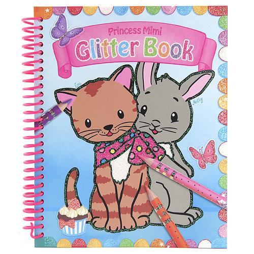 Omalovánky My Style Princess Kočička a králíček