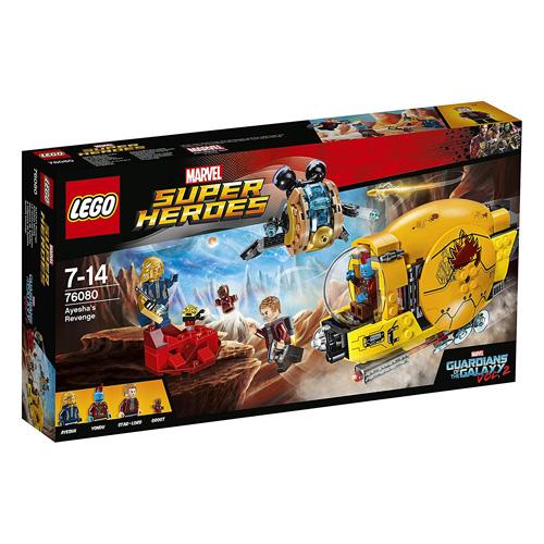 Stavebnice LEGO Super Heroes Ayeshina pomsta, 323 dílků