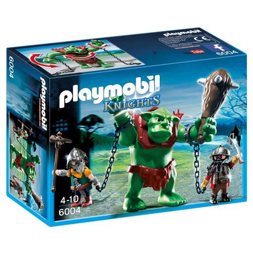 Zlobr s bojovníky Playmobil Rytíři