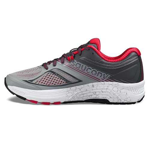 Saucony GUIDE 10 RUNNING | SILVER/BERRY | 6