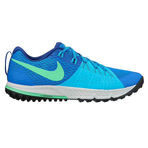 NIKE AIR ZOOM WILDHORSE 4 20 | RUNNING | MENS | LOW TOP | SOAR/ELECTRO GREEN-CHLORINE